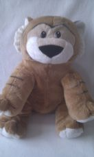 Adorable My 1st Cute Tiger Plush Toy